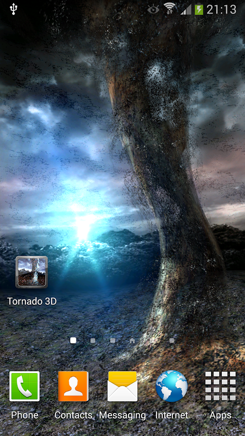 Tornado 3D - screenshot