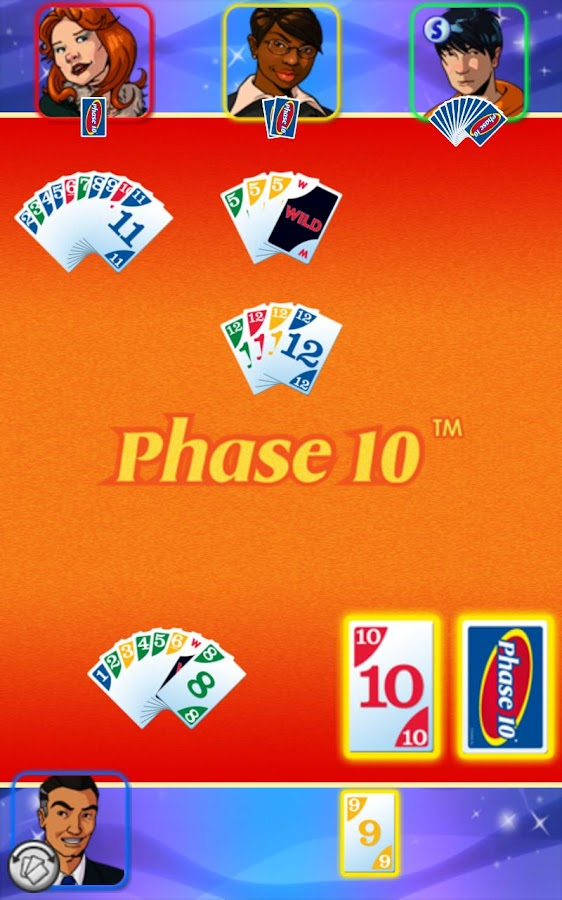 Phase 10 - screenshot