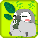 "Pesoguin ""Tea"" [+]HOME Theme icon"