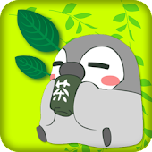 "Pesoguin ""Tea"" [+]HOME Theme"