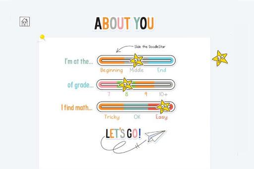 DoodleMath Junior High Math