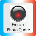 French Photo Quote
