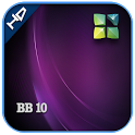 BB 10 Next launcher icon