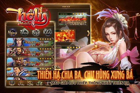 Hồ Ly HD-Tam Quốc Ho Ly Free