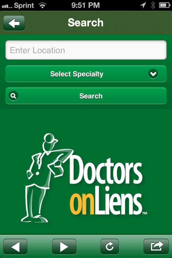 Doctors on Liens - screenshot