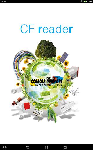 CF reader - Di Comoli Ferrari