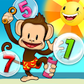 Monkey Math School Sunshine