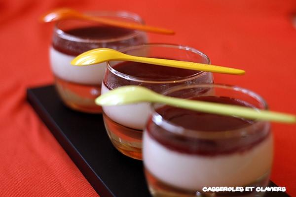Panna Cotta with Berries Recipe