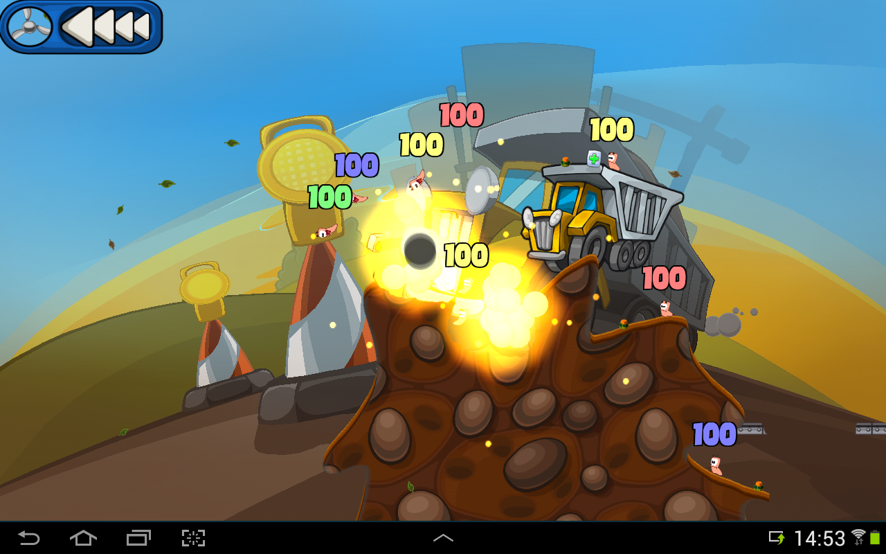 Worms 2: Armageddon- screenshot