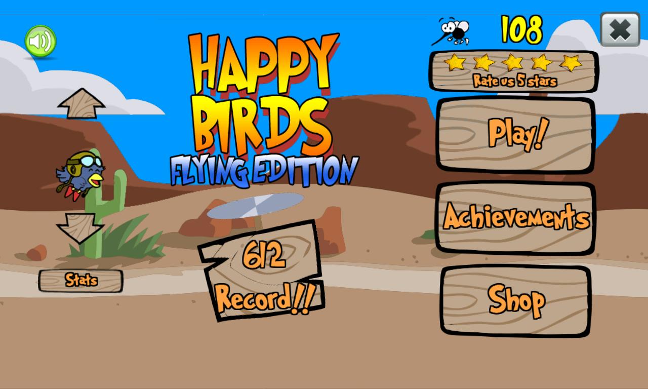 Happy Birds- screenshot