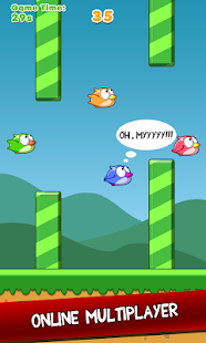 [Download Crazy Bird for PC] Screenshot 1