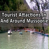 Tourist Attractions Mussoorie