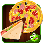 Pizza and Sandwich Maker