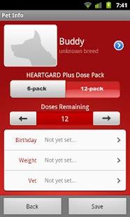 HEARTGARD® (ivermectin)- screenshot thumbnail