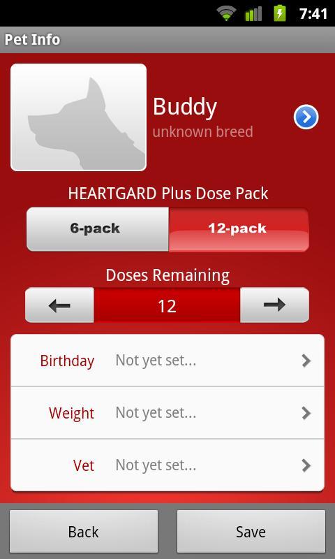 HEARTGARD® (ivermectin)- screenshot
