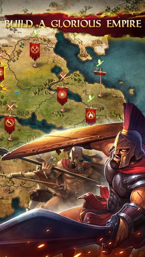 Spartan Wars: Empire of Honor - screenshot
