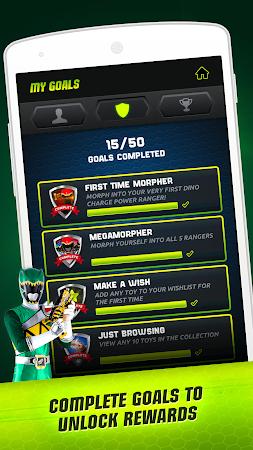 Power Rangers Dino Charge Scan 1.4.6 screenshot 446413