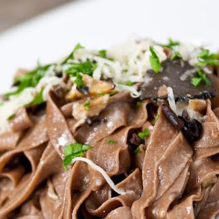 Chocolate Truffle Tagliatelle