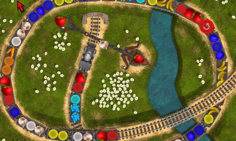 Loco Train- screenshot