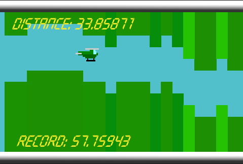Flappy Helicopter