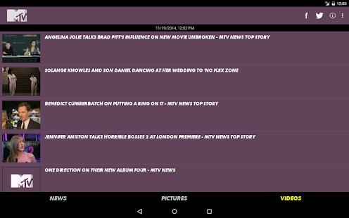 MTV News - screenshot thumbnail
