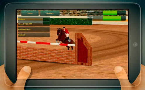 Jumping Horses Champions- screenshot thumbnail