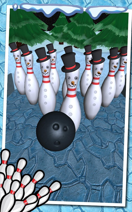 Bowling XMas- screenshot