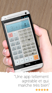 Calculatrice de Fractions Plus Capture d'écran