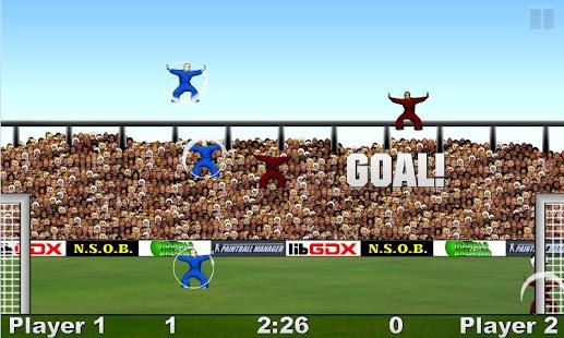 Kung Fu Soccer - screenshot thumbnail