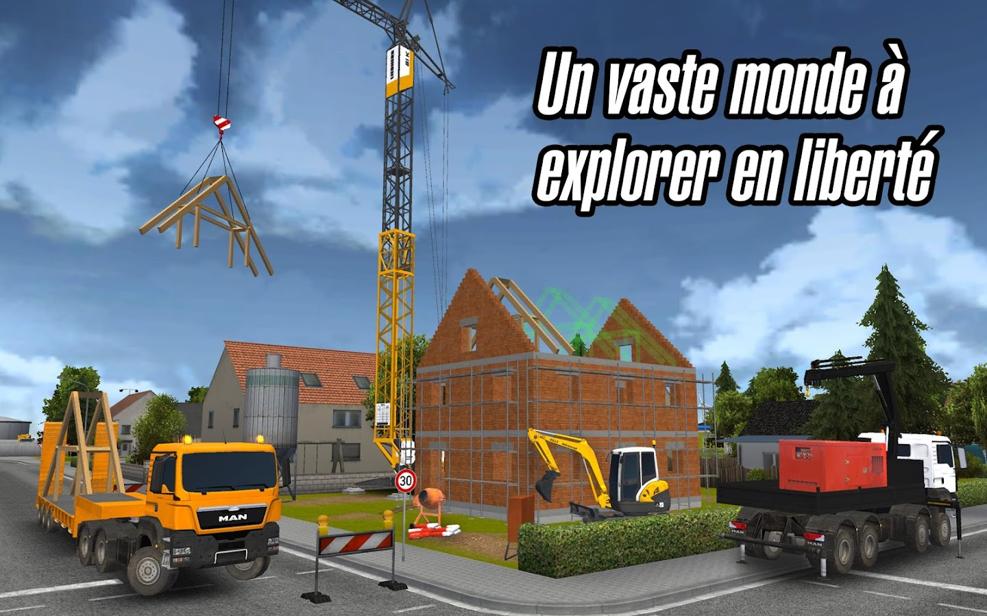 22 Oct 2018 ... In Construction Simulator 2, you build your own construction company and take  the wheel at 36 original licensed construction vehicles from ...