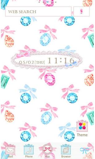 Little Gems Wallpaper Theme 1.2 Windows u7528 1