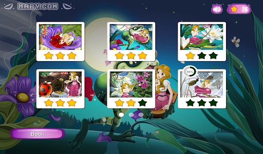 Thumbelina puzzle u2013puzzle game Apk Download 10
