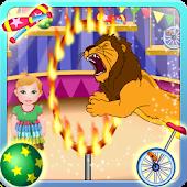 Bebê Circus - Jogos de Animais