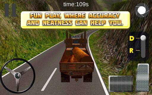Lumberjack: Timber Truck