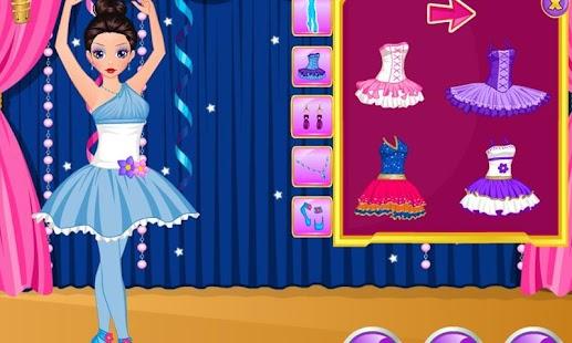 Game Ballet Dancer - Dress Up Game APK for Windows Phone