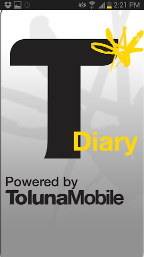 Toluna Mobile Diary