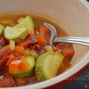 Five Vegetable Soup