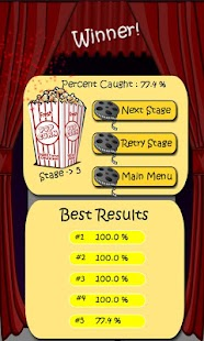 Popcorn PileUP- screenshot thumbnail