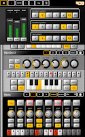 Screenshot of RD3 Demo - Groovebox