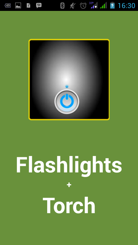 Flash Light Torch PRO- screenshot