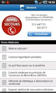 FFME - Montagne et Escalade- screenshot thumbnail