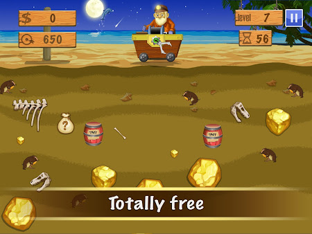 Gold Miner Deluxe 1.2.4 screenshot 356035