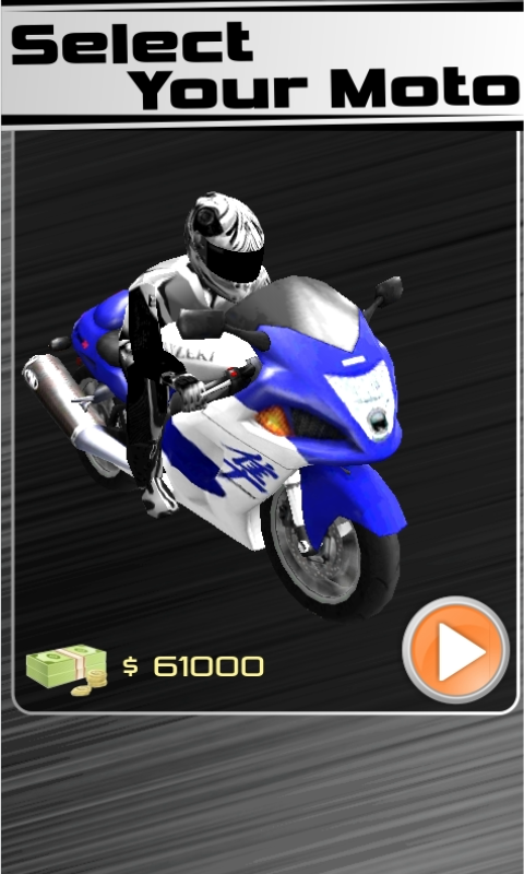 Crazy Moto Racing Free - screenshot