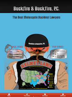 Motorcycle Helmet Laws- screenshot thumbnail