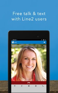 Line2 - Second Phone Number - screenshot thumbnail