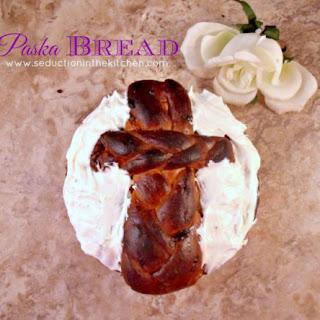 Paska Bread #SundaySupper