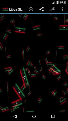 Libya Storm 3D Wallpaper