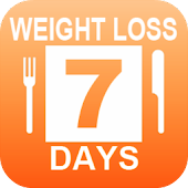 Weight Loss 7 Days Diet Plan
