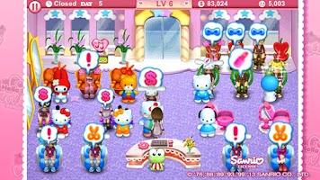 Screenshot of Hello Kitty Seasons