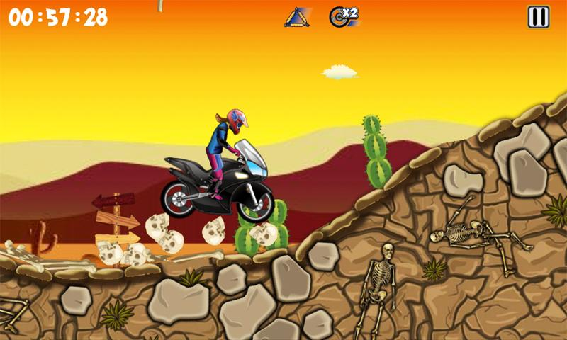 Bikers Xtreme Bike Xtreme screenshot